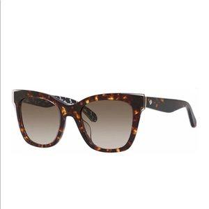 NEW Kate Spade Emmylou Retro Sunglasses